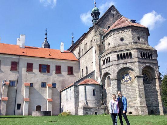 Obrázek Třebíč (UNESCO) + zámek Náměšť nad Oslavou