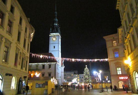 Obrázek Pradědova galerie + hrad Šternberk + Olomouc